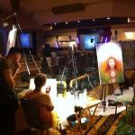 alchemeyez live painting